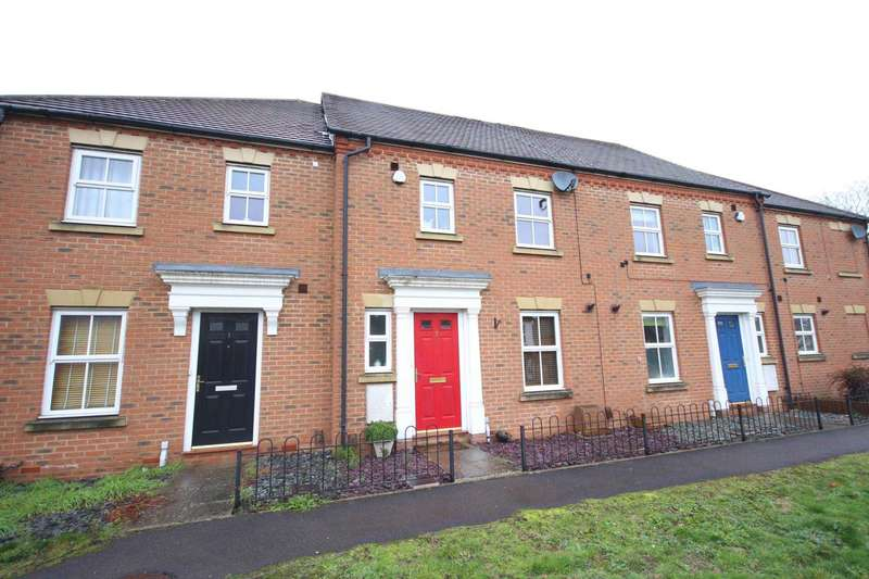 4 Bedrooms Terraced House for sale in Broad Lane, Bracknell