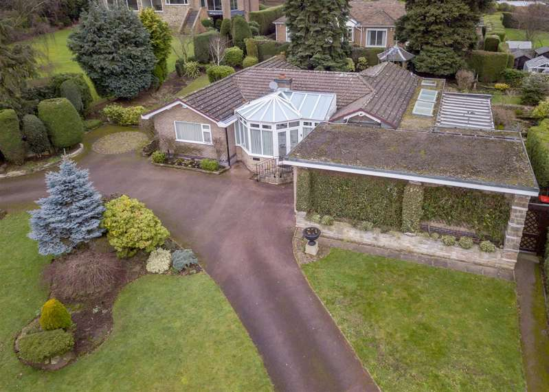 2 Bedrooms Detached Bungalow for sale in Dormy Close, Bramcote