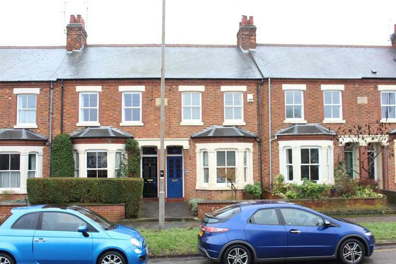 3 Bedrooms Terraced House for sale in Wolverton Road, Stony Stratford, Milton Keynes