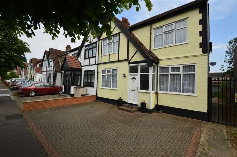 5 Bedrooms End Of Terrace House for sale in Coniston Gardens, Redbridge, Essex, IG4