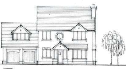 4 Bedrooms Detached House for sale in Knockin, Oswestry
