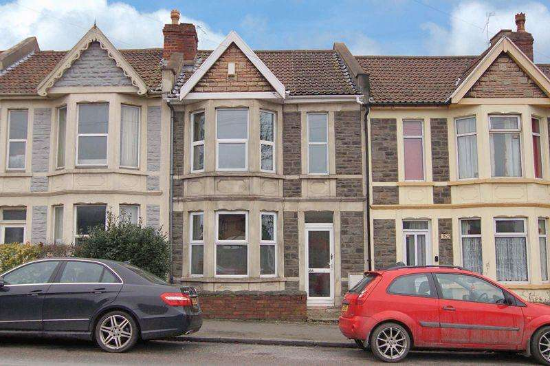 2 Bedrooms Terraced House for sale in Whitehall Road, Bristol, BS5 7BW