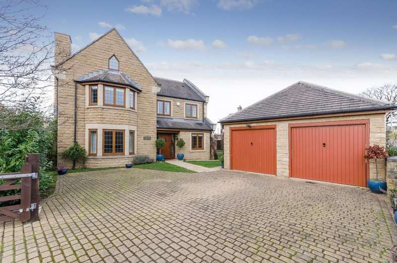 6 Bedrooms Detached House for sale in Westwinds, Ackworth