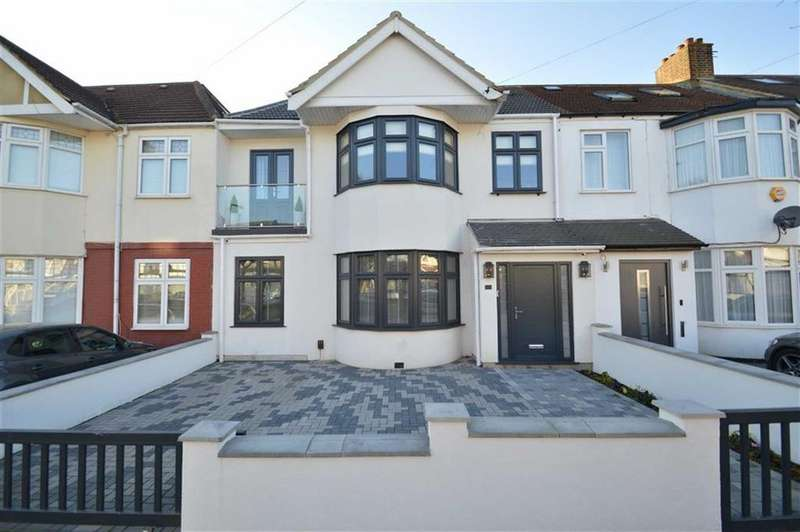6 Bedrooms End Of Terrace House for sale in Windermere Gardens, Redbridge, Essex, IG4