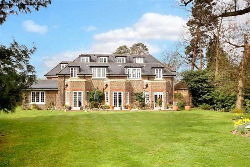 1 Bedroom Flat for sale in Alderbourne, St. Georges Lane, Ascot, Berkshire, SL5
