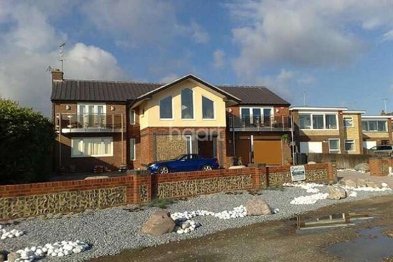 4 Bedrooms Detached House for sale in Marine Drive, Broadstairs, CT10