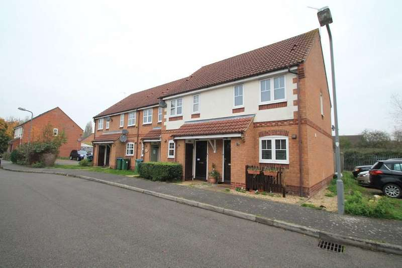2 Bedrooms End Of Terrace House for sale in Holly Drive, Lavender Grange, Aylesbury