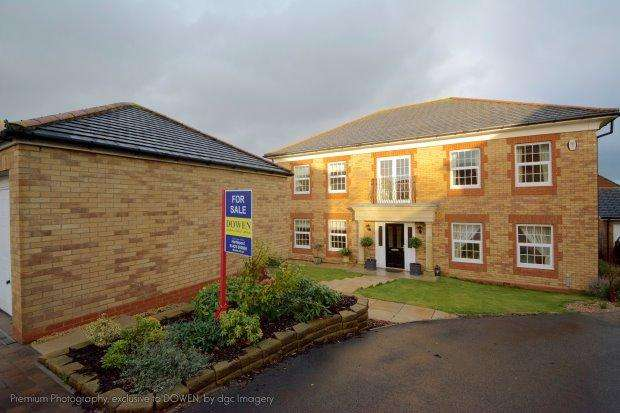 5 Bedrooms Detached House for sale in EYEBRIGHT CLOSE, BISHOP CUTHBERT, HARTLEPOOL
