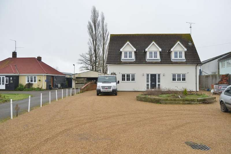 4 Bedrooms Detached House for sale in Foxhall Road, Steeple