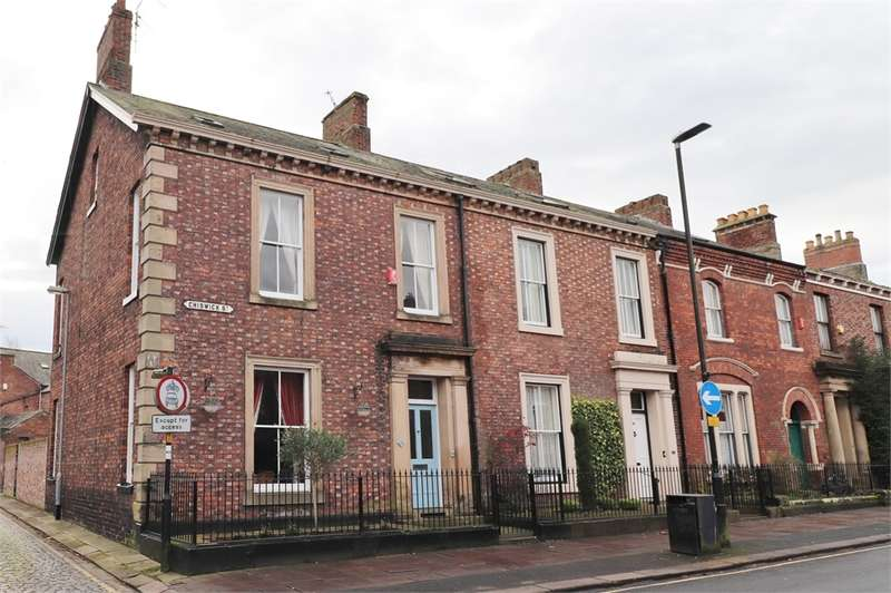 6 Bedrooms End Of Terrace House for sale in CA1 1HQ Chiswick Street, Carlisle, Cumbria