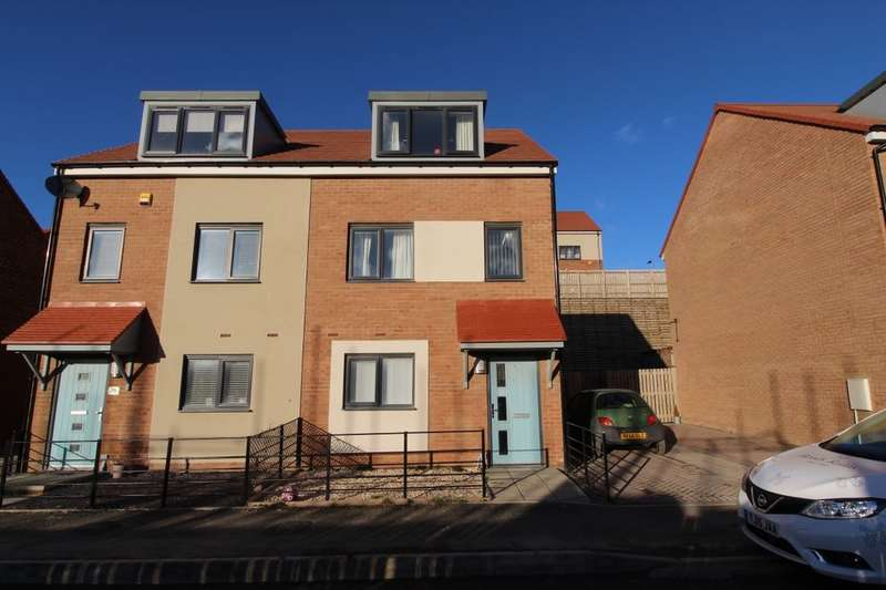 3 Bedrooms Semi Detached House for sale in Featherwood Avenue, Newcastle Upon Tyne, NE15