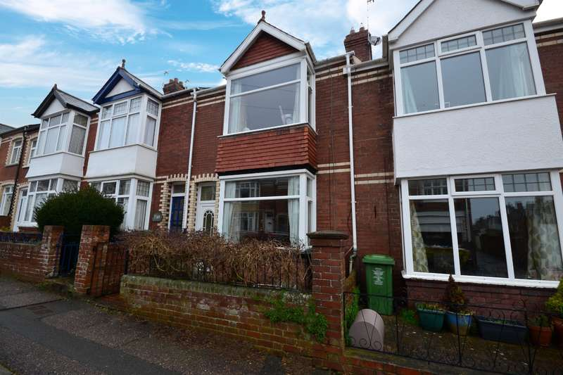 3 Bedrooms Terraced House for sale in Lower Avenue, Exeter, EX1 2PR