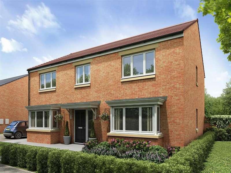 5 Bedrooms Detached House for sale in Fairhaven, Thurcroft, DoxfordSunderland