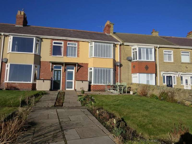 4 Bedrooms Terraced House for sale in Ocean View, Newbiggin-By-The-Sea