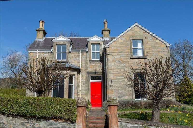 4 Bedrooms Detached House for sale in Croft House, Kilncroft, Selkirk, Scottish Borders