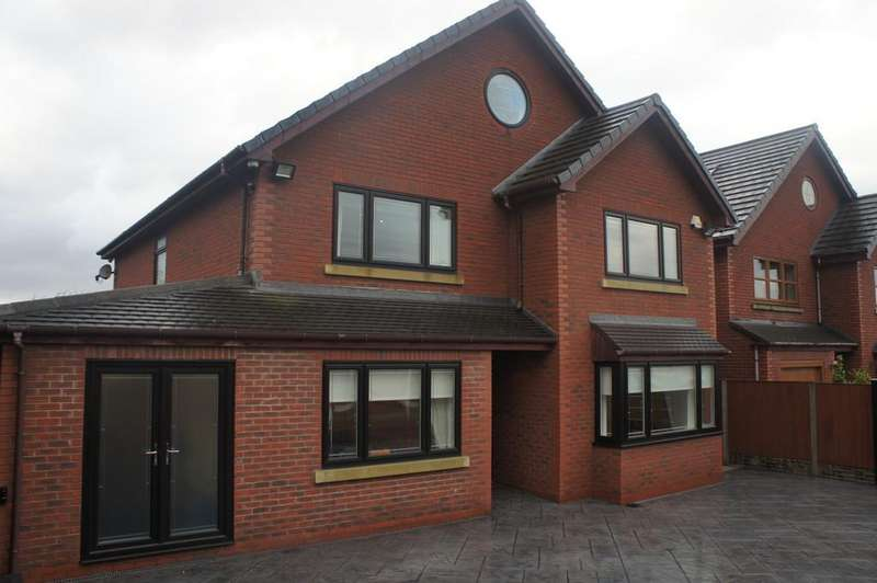 5 Bedrooms Detached House for sale in Old Forge Row, Lydiate