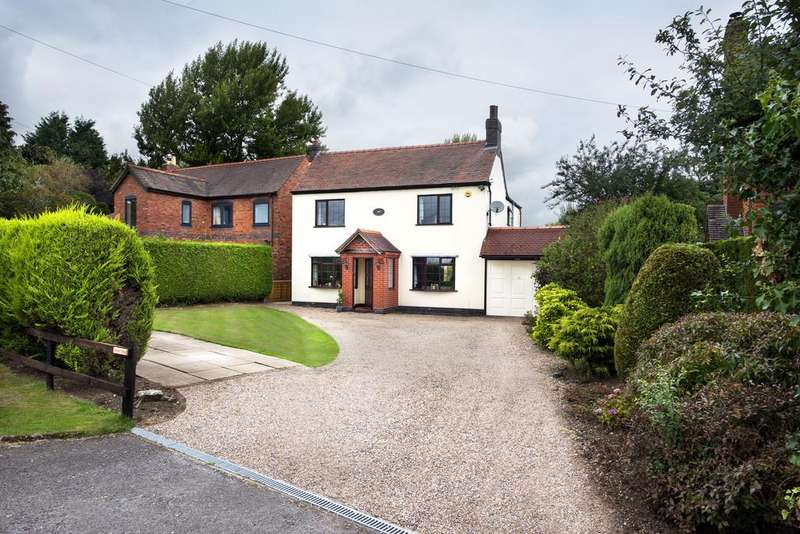 4 Bedrooms Cottage House for sale in Wigginton Lane, Comberford, Tamworth