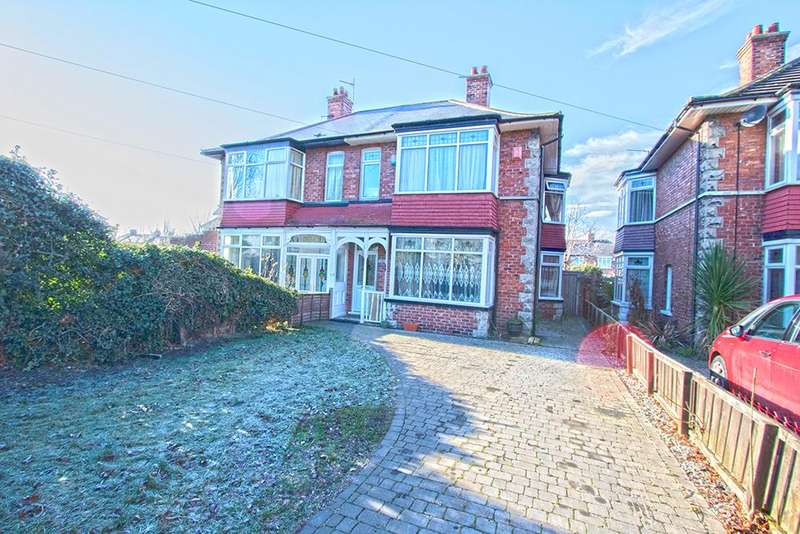 4 Bedrooms Semi Detached House for sale in Thornfield Road, Linthorpe, Middlesbrough TS5
