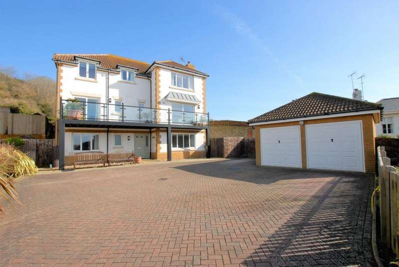 5 Bedrooms Detached House for sale in Lower Corniche, Sandgate, CT21