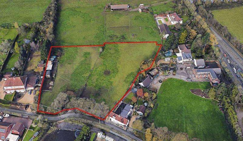 Land Commercial for sale in 0.97 acres Investment Land at Gibbet Lane, Bristol
