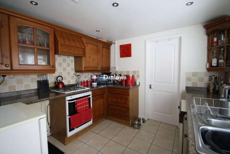 3 Bedrooms End Of Terrace House for sale in Price Street, Tredegar