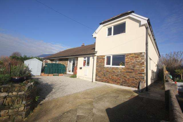 4 Bedrooms Semi Detached House for sale in Penrose