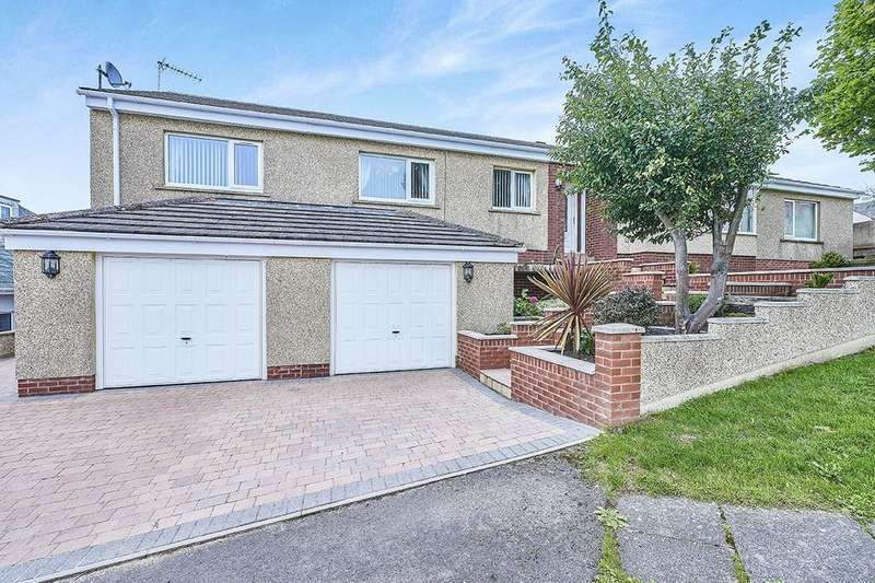 4 Bedrooms Detached Bungalow for sale in Craig Road, Workington, CA14