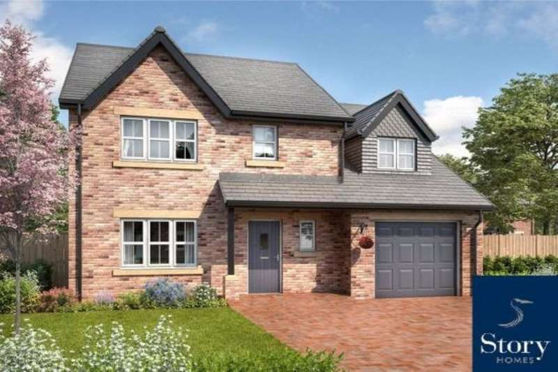 4 Bedrooms Detached House for sale in Cairns Park, Stainburn, Workington, CA14