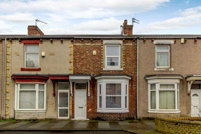 2 Bedrooms Property for sale in Warwick Street, Middlesbrough , Middlesbrough, North Yorkshire, TS1 4PA