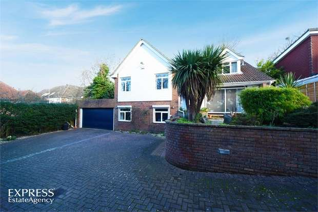 4 Bedrooms Detached House for sale in Rye View, High Wycombe, Buckinghamshire