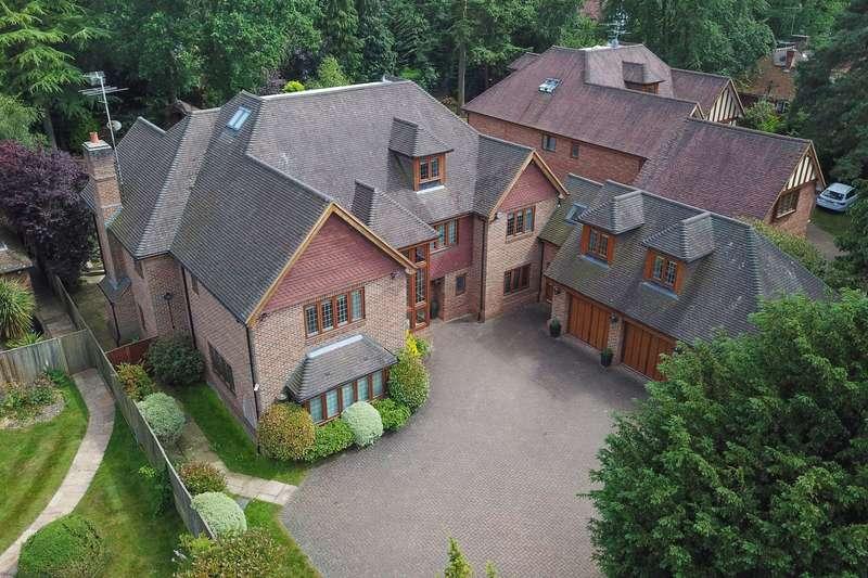 7 Bedrooms Detached House for sale in Windsor Road, Gerrards Cross, SL9