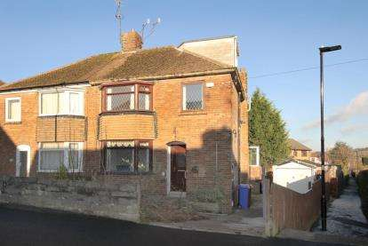 3 Bedrooms Semi Detached House for sale in Sunnyvale Road, Sheffield, South Yorkshire