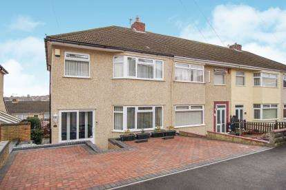 3 Bedrooms End Of Terrace House for sale in The Twynings, Kingswood, Bristol