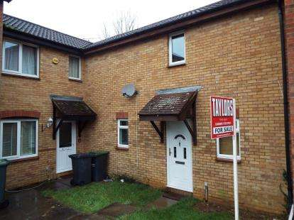 2 Bedrooms Terraced House for sale in Coverdale, Luton, Bedfordshire