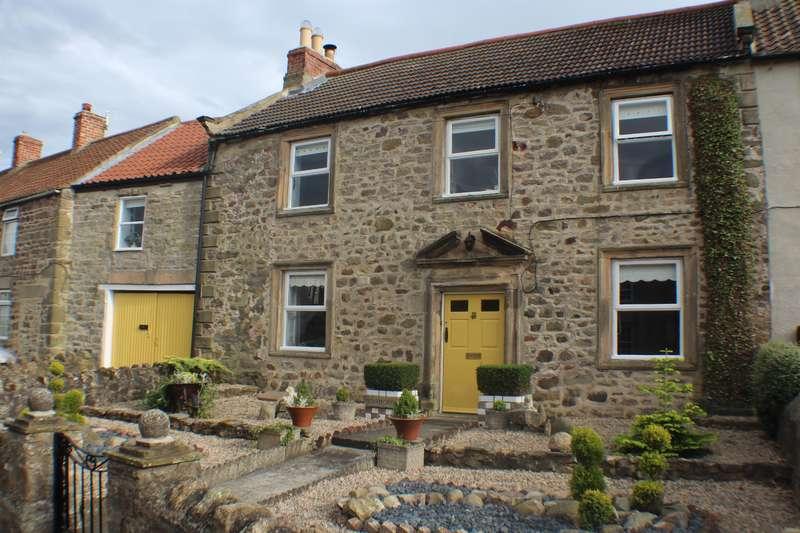 4 Bedrooms Terraced House for sale in Front Street, Ingleton, Darlington, DL2 3HL