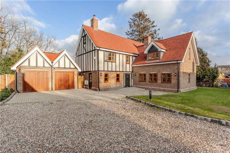 6 Bedrooms Detached House for sale in 5 Walnut Close, Much Hadham, SG10