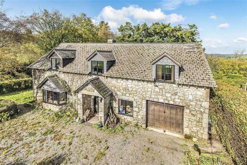 5 Bedrooms Detached House for sale in Throwleigh, Okehampton, Devon, EX20