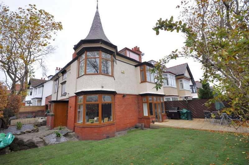 7 Bedrooms Semi Detached House for sale in Lyndhurst Road, Wallasey
