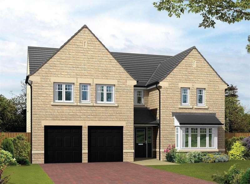 5 Bedrooms Detached House for sale in The Dunstanburgh, Burn Road, Birchencliffe, Huddersfield