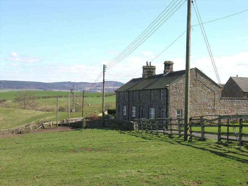 2 Bedrooms Cottage House for sale in 1-3 Wandon Farm Cottages