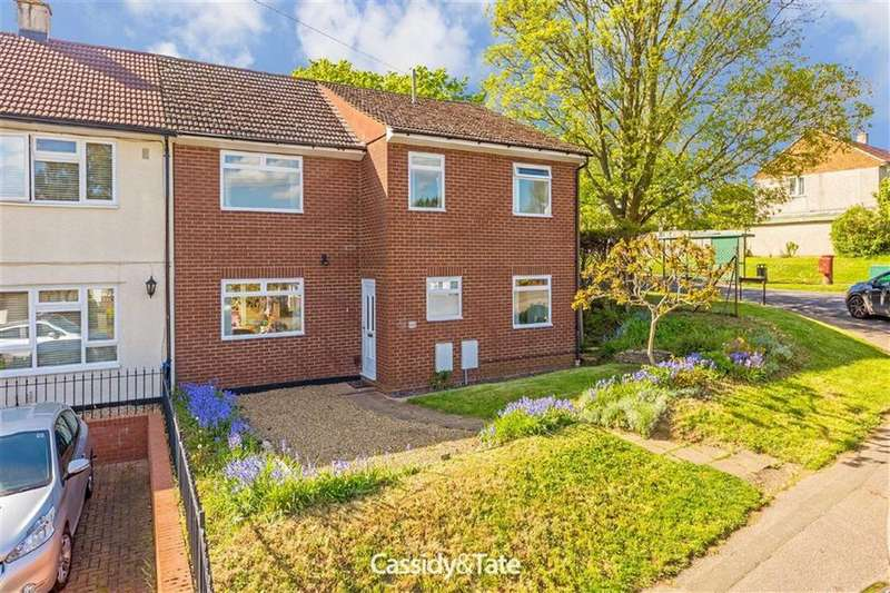 5 Bedrooms Semi Detached House for sale in Green Lane, St Albans, Hertfordshire