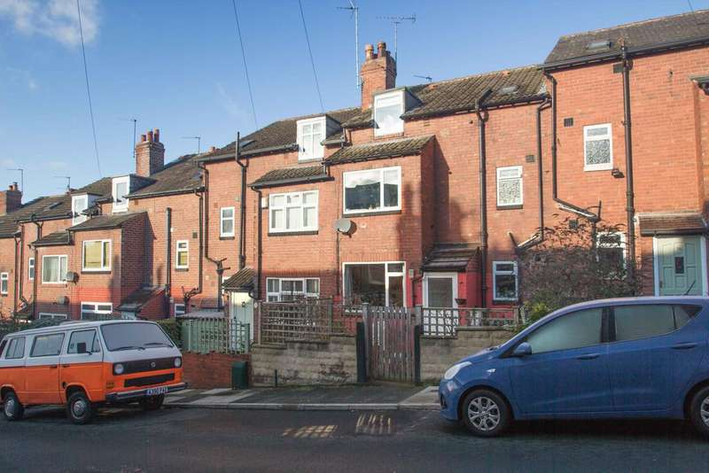 2 Bedrooms Terraced House for sale in Norman Row, Kirkstall, Leeds 5