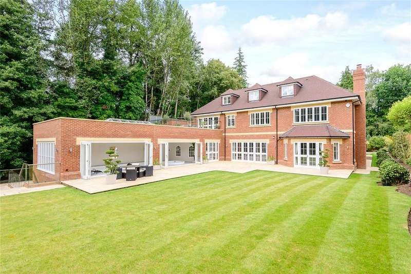 6 Bedrooms Detached House for sale in Devenish Lane, Sunningdale, SL5