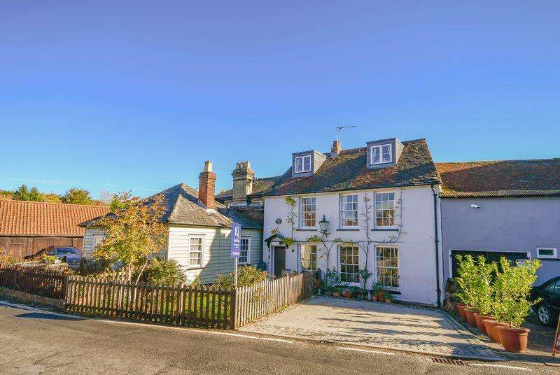 4 Bedrooms Semi Detached House for sale in Wareside, Nr Ware