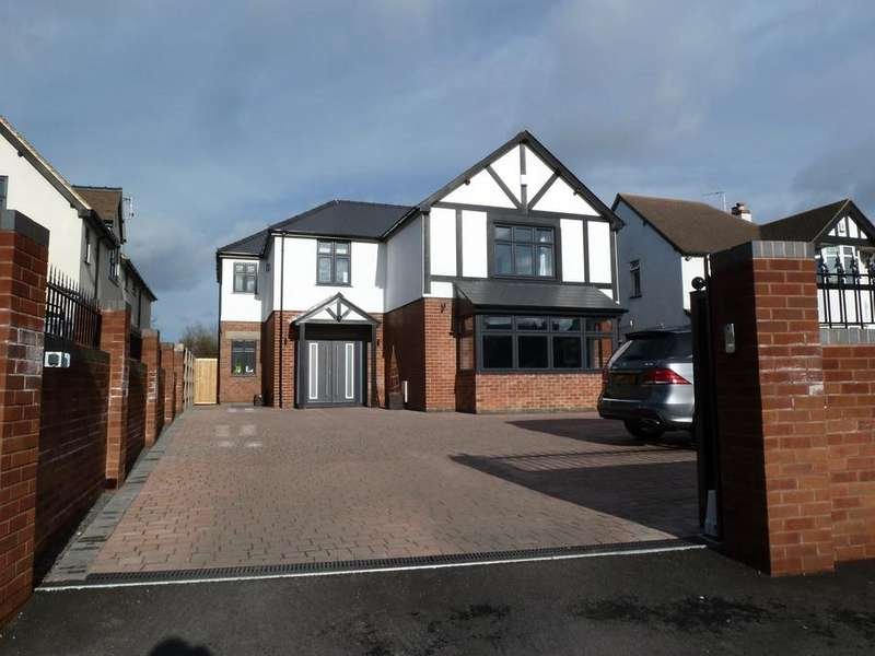 5 Bedrooms Detached House for sale in Cheltenham Road, Longlevens, Gloucester, GL2