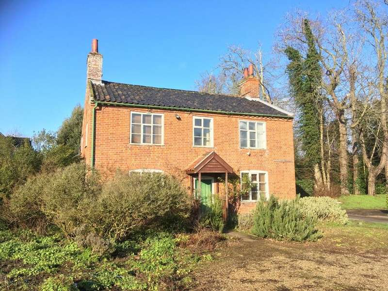 2 Bedrooms Cottage House for sale in Bramerton, Norwich, Norfolk