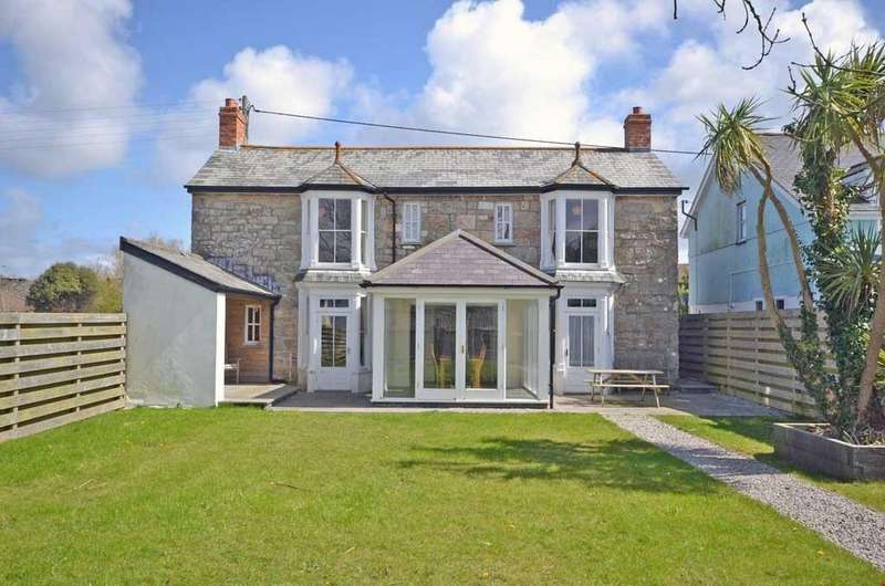 3 Bedrooms Detached House for sale in Goldsithney, Penzance, West Cornwall