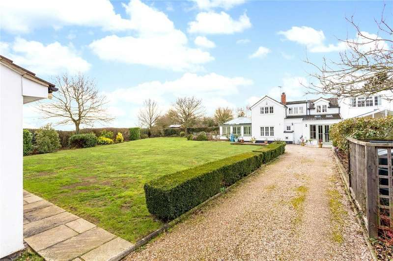 3 Bedrooms Semi Detached House for sale in Causeway Cottages, Highwood Road, Writtle, Chelmsford, CM1