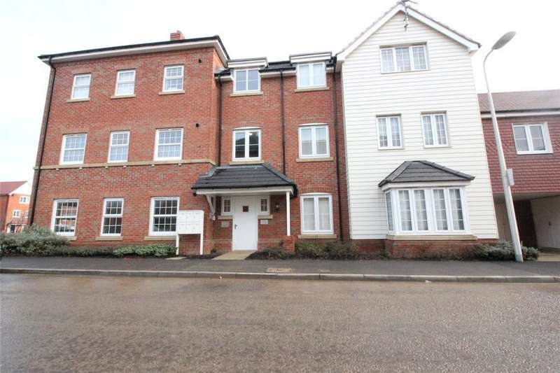 2 Bedrooms Apartment Flat for sale in Clover Rise, Woodley, Reading, Berkshire, RG5