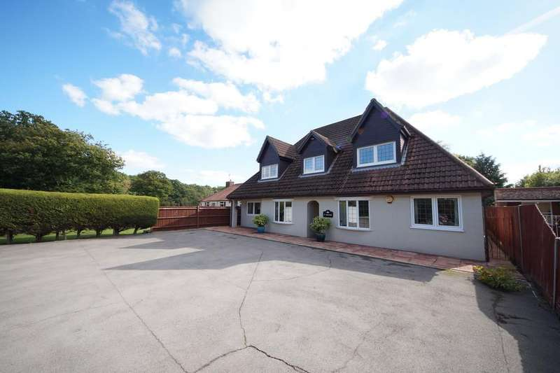 7 Bedrooms Detached House for sale in Scures Hill, Nately Scures